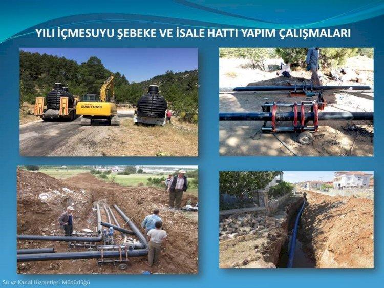 2021 Yılında Köylerdeki İçme Suyu ve Kanalizasyon Çalışmaları İçin 16 Milyon Lira Kaynak Ayrıldı