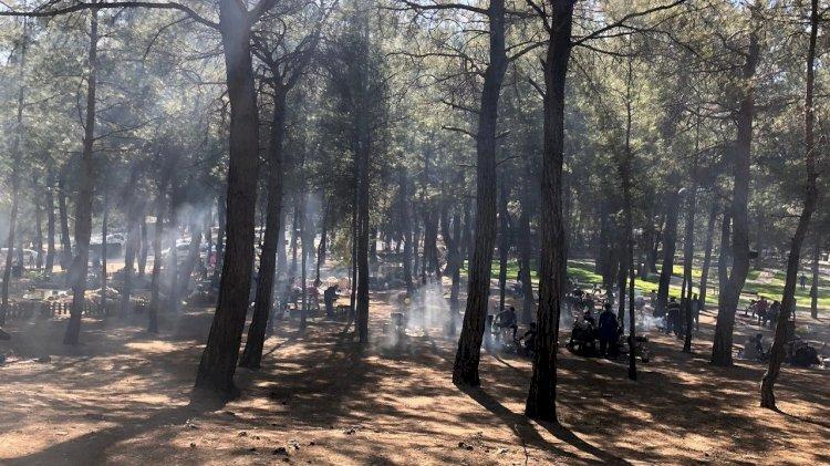 Ormanlara Giriş Yasağı Hakkında Duyuru