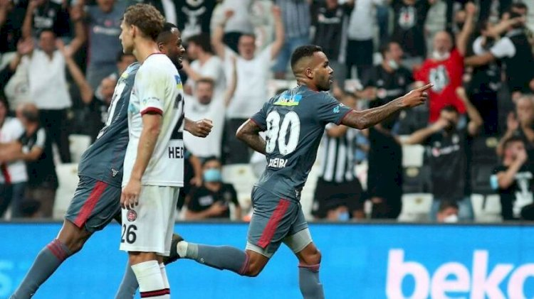Beşiktaş-Fatih Karagümrük engelini aştı