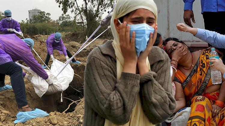 Hindistan'da 'gizemli hastalık' paniği!